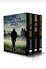 The Inspector Jim Carruthers Series: books 1 - 3 Kindle Edition