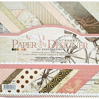 Hot Off The Press Paper Pizazz Paper /& Accent Kits 8X8-Wedding