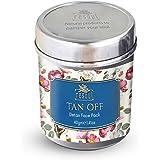 Resoul Tan off Detan Organic Face Pack for Skin Brightening, Eliminating Dead Skin And Dark Spots
