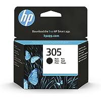 HP 305 Cartouche d'Encre Noire Authentique (3YM61AE)
