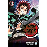 Demon slayer. Kimetsu no yaiba (Vol. 10)