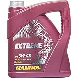 MANNOL Extreme 5W-40 API SN/CF motorolie, 4 liter