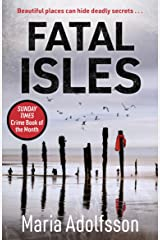 Fatal Isles: Sunday Times Crime Book of the Month (Doggerland) Kindle Edition
