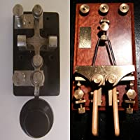 Amateur Ham Radio Morse Code CW Practice Keys