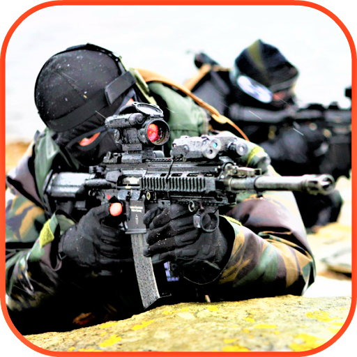 Military Soldier Wallpaper (Marine Service-uniform)