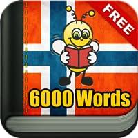 Norwegisch Lernen 6000 Wörter