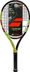 Babolat Pure Aero Decima French Open Tennis Racket Strung (Black)