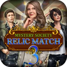 Mystery Society - Relic Match: The Lost Jewel Mystery