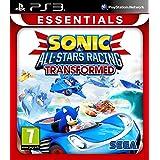 Sonic & SEGA all -Stars Racing Tranformed PS3 - PlayStation 3