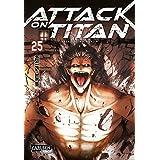 Attack on Titan 25: Atemberaubende Fantasy-Action im Kampf gegen grauenhafte Titanen