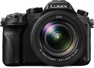 Panasonic DMC-FZ2000EG Lumix Superzoom Digitalkamera (20,1 MP, 20-fach opt. Zoom, 1 MOS-Sensor, 4K 30p Video 4:2:2 10 Bit, 7,5 cm (3 Zoll) LCD-Display, optische Bildstabilisierung, WiFi) schwarz
