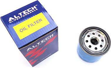 ALTECH Hi-Performance Oil Filter For Fiat Palio (2001 To 2006 Model)