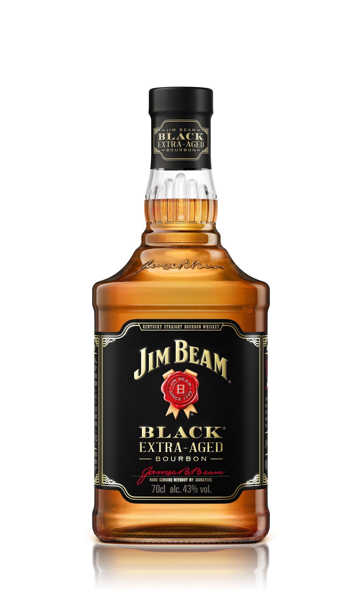 Jim Beam Black Label, 70 cl