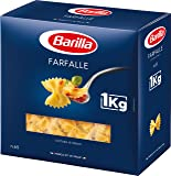 Barilla Pâtes Farfalle 1 kg - Lot de 3