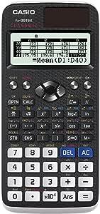 CASIO FX-991EX Advanced Engineering/Scientific Calculator (UK VERSION)