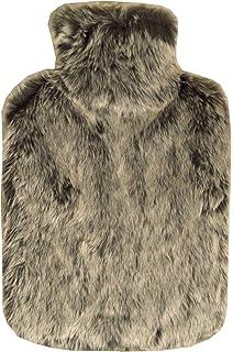 Fur, Natural Deluxe Luxury Hot Water Bottle