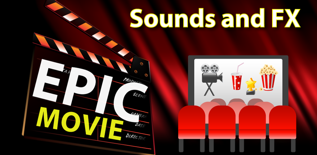 epic movie sounds and fx amazoncouk appstore for android