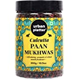 Urban Platter Culcutta Paan Mukhwas, 300g / 10.5oz [Mouth Freshener, Digestive, After-Meal Snack]