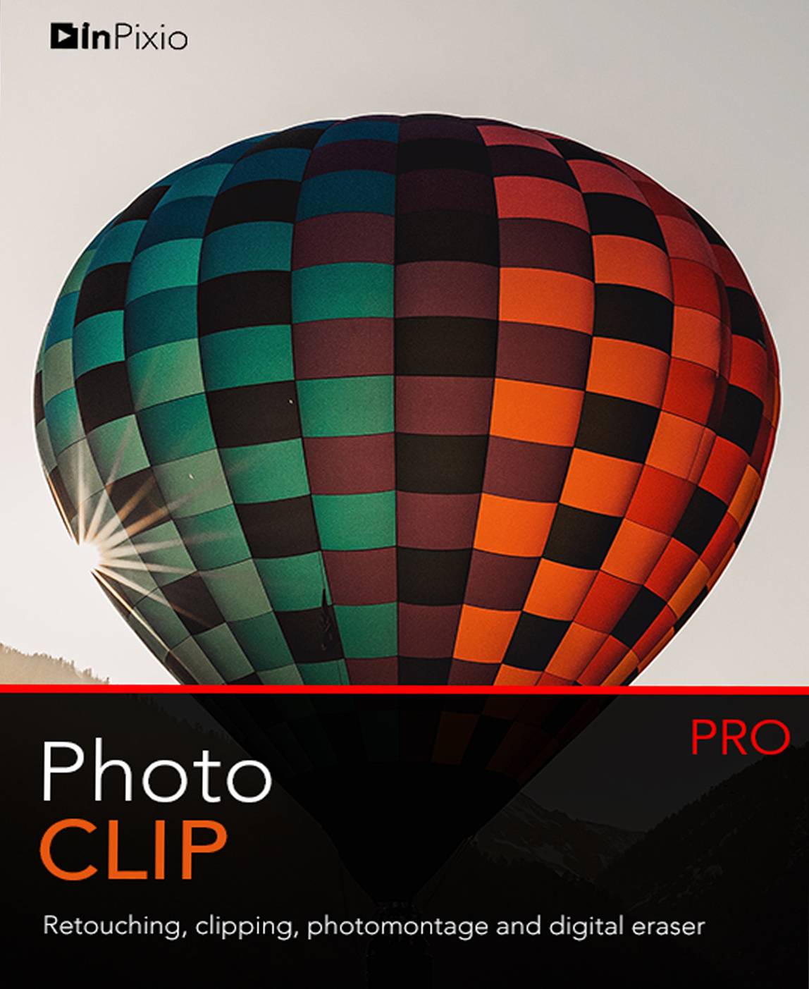 Price comparison product image InPixio Photo Clip Professional 8 [Download]