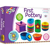 Galt Toys, First Pottery, Kids' Craft Kits, Ages 6 Years Plus