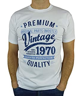 Birthday Gift for 50 Years Old Authentic 1970 Mint Condition Vintage Sweatshirt