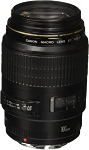 Canon EF 100mm f/2.8 Macro USM Fixed Lens for Canon SLR Cameras 4657A006