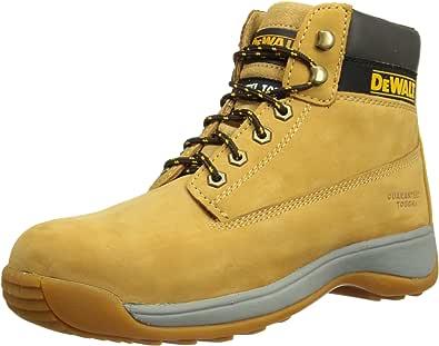 DeWalt Apprentice , Men's Safety Boots , Honey Nubuck , 3 UK (37 EU)