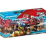 Playmobil 70549 Stunt Show Bull Monster Truck, for Children Ages 4 - 10