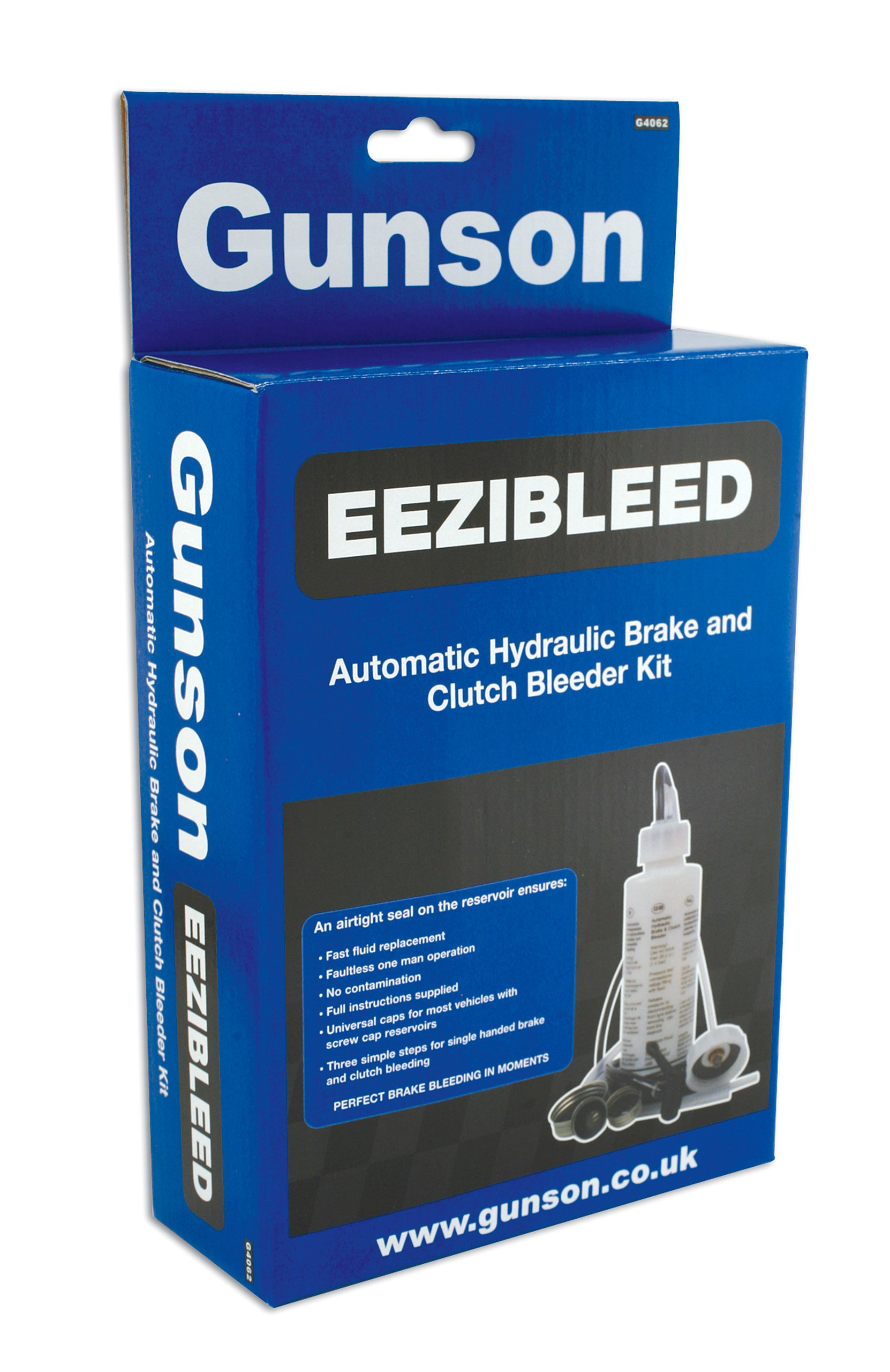 Gunson G4062 Eezibleed Satz