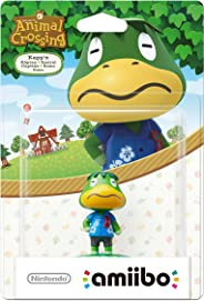 Nintendo 190755 Amiibo Animal Crossing Collection - Kapp'N Figuren (Nintendo 3Ds)