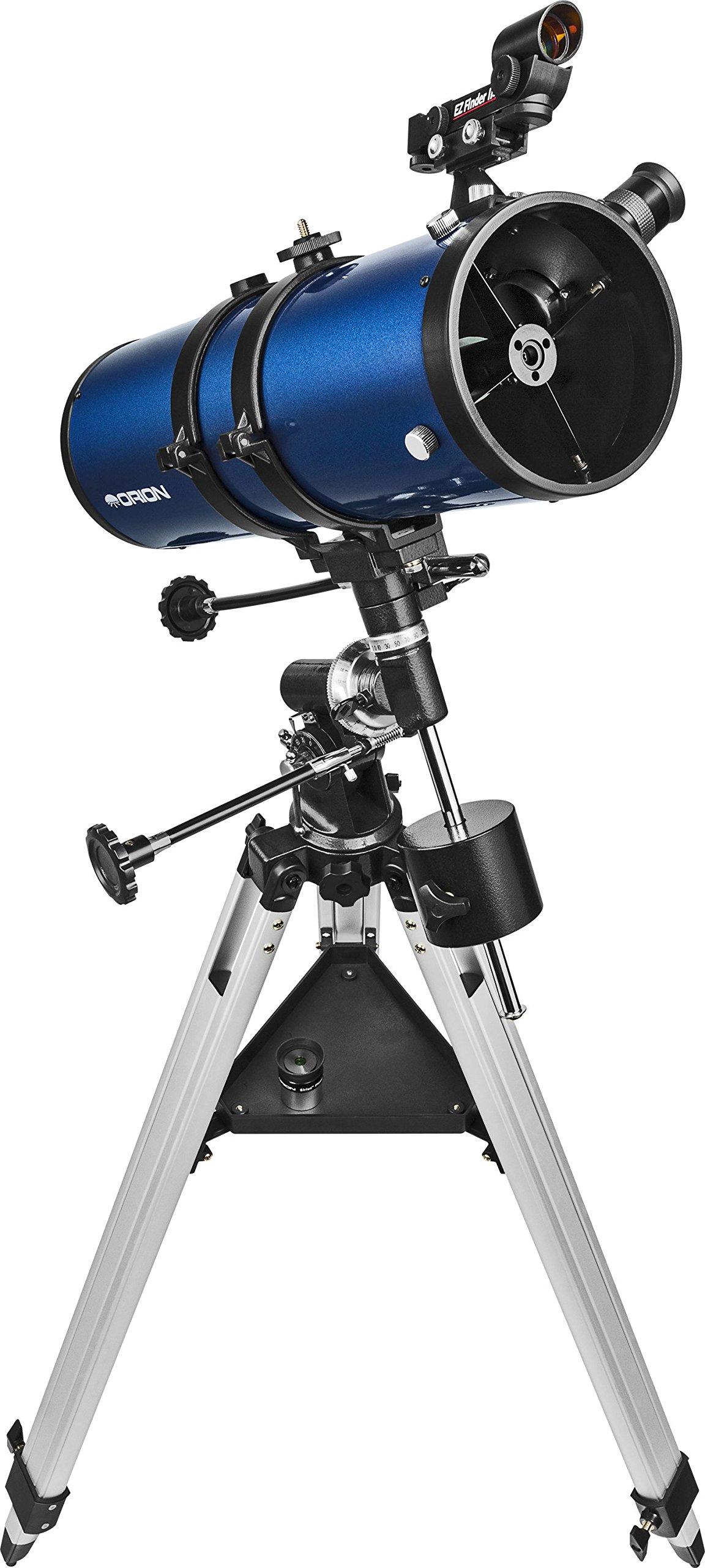 Orion StarBlast II 4.5 Equatorial Reflector Telescope