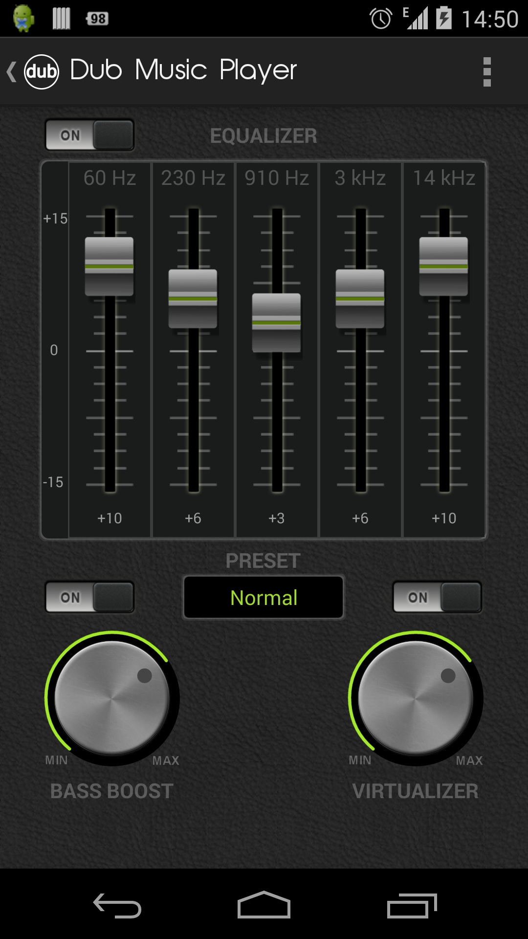 Dub Music Player + Equalizer: Amazon.co.uk: Appstore for Android