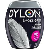 Dylon Teinture Textile pour Machine à Laver, Gris - Smoky Grey, 8.5 x 8.5 x 9.9 cm