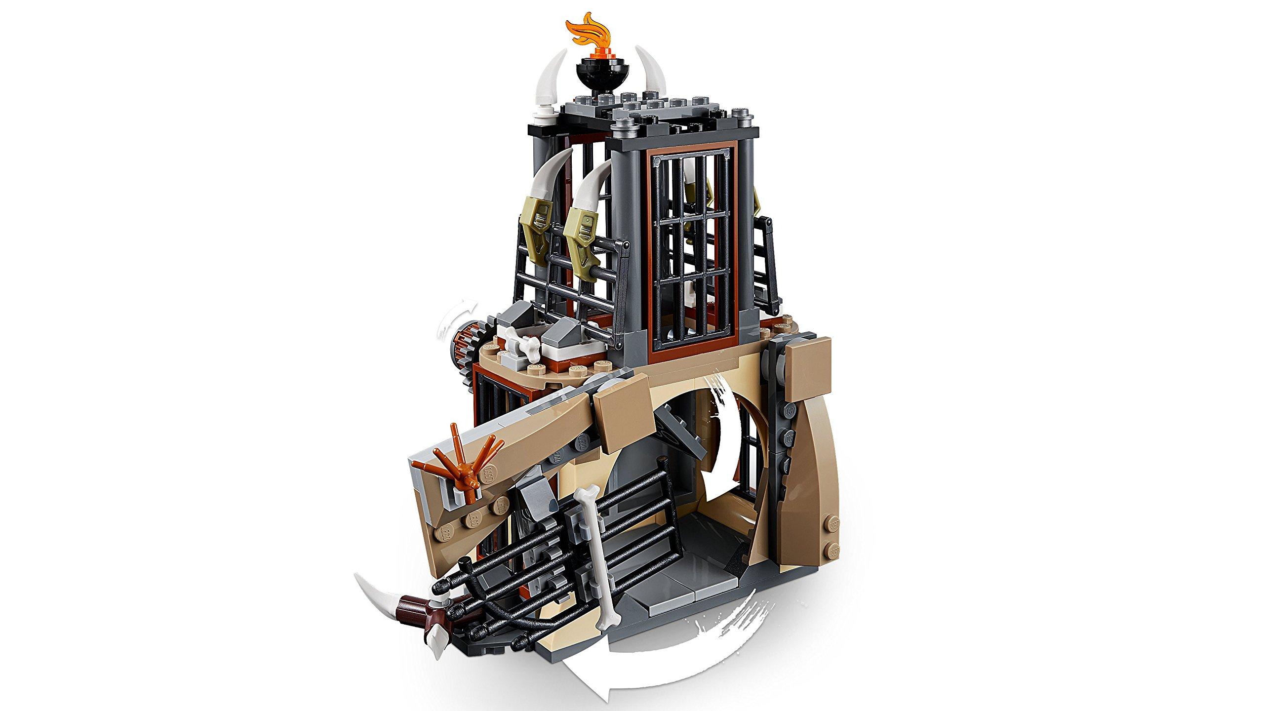 LEGO- Ninjago Includes Master, Jay, Zane, Cole, Kai, Iron Baron, Arkade, Heavy Metal And Chew Toy Minifigures La Fossa… 4 spesavip