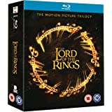 The Lord Of The Rings Trilogy (3 Blu-Ray + 3 DVD) [Edizione: Regno Unito] [Reino Unido] [Reino Unido] [Blu-ray]