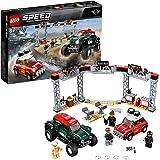 Lego Speed Champions 1967 Mini Cooper S Rally Ve 2018 Mini John Cooper Works Buggy Oyuncak Seti, 481 Parça