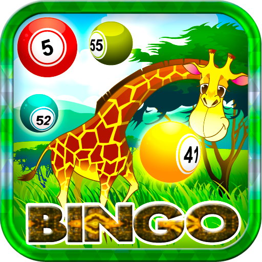 Free Bingo for Kindle Fire Tiny Healing Giraffe