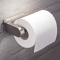 ZUNTO Porte Papier Toilette Auto-adhésif de sans Forage Support de Papier Mural Titulaire de Papier,Porte Rouleau Papier…