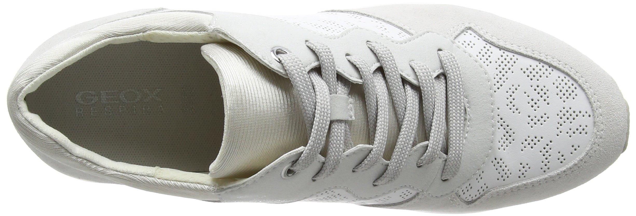 Geox Damen D Zosma C Sneaker 7