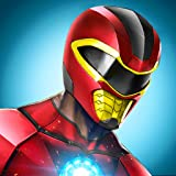 Power Robot Rangers Fighting Mission Gioco 3d: Transforming Future Robot Legacy Wars Vegas Gangster Crime City Simulator Adventure
