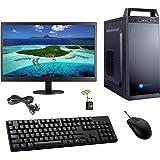 Gandiva Desktop Computer (Core I3 1st Gen CPU/H55 Board/8GB DDR3 RAM/500GB HDD/USB Keyboard & Mouse/WiFi) Pre Installed…