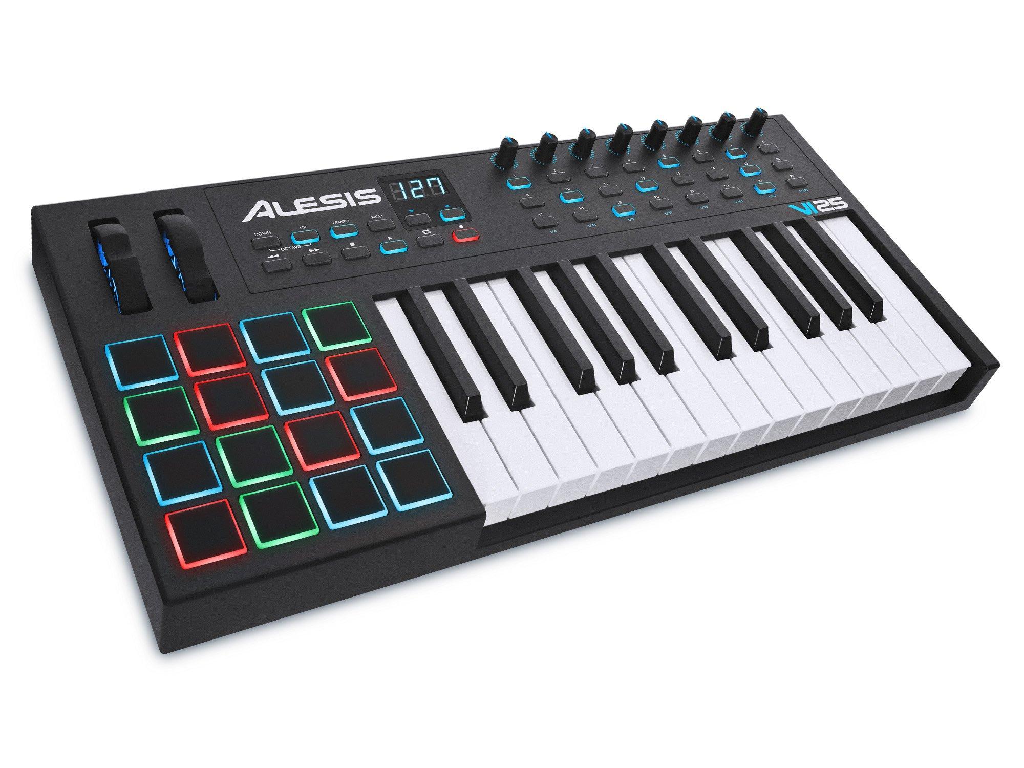 Alesis – Logiciels de Musique – Noir