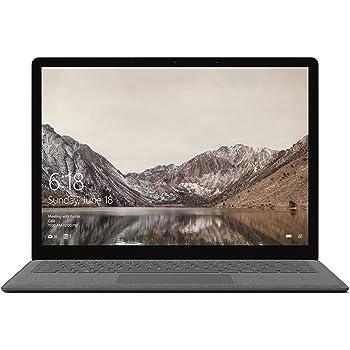 Microsoft 13.5-inch Touchscreen Surface Laptop (Graphite Gold) - (Intel Core i5-7200U, 8GB RAM, 256GB SSD, Intel HD 620 Graphics, Windows 10 S)