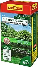 WOLF-Garten Premium-Rasen »Schatten & Sonne«LP50; 3820030