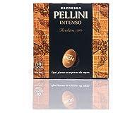 Pellini Caffè, Espresso Pellini Intenso, Compatibles Nescafé Dolce Gusto - Pack de 6 étuis (au total 60 capsules)