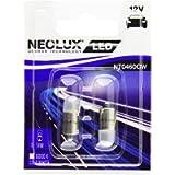 Osram NT0460CW-02B Neolux LED Retrofit, 12 V/ 0.5 W, Set of 2 - white/silver