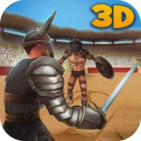 Gladiator Arena: Deadly Fighting 3D