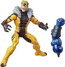 Marvel X Men Legends Sabretooth Action Figure