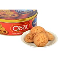 Qoot Premium Rich Coconut Cookies, 400 Grams