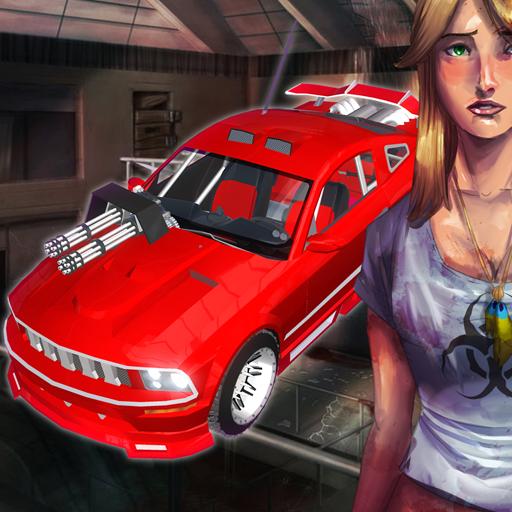 Repariere Mein Auto: Zombie Survival LITE - Repariere und modifiziere ein Auto um der Apokalypse zu entkommen! (Zu Cool-shop)